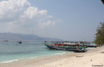 Gili T, suite