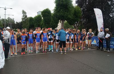 CHAMPIONNATS DE FRANCE DE DUATHLON DE FOURMIES
