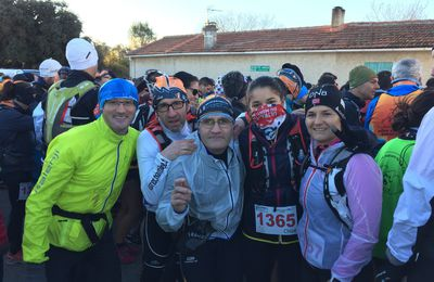 Trail La Galinette 2015