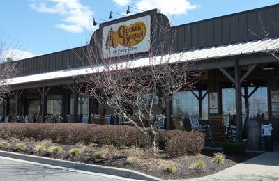 Cracker Barrel: cuisine traditionnelle américaine rapide