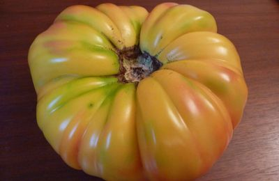Tomate ancienne ou Heirloom