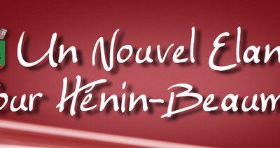 Communiqué de l'association « Un Nouvel Elan pour Hénin-Beaumont » suite à la décision du Préfet de reporter la validation du Budget 2011
