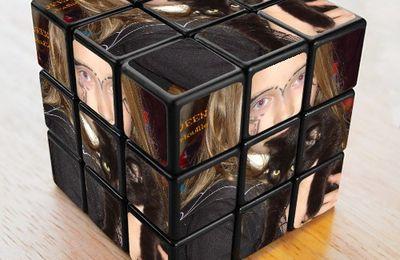 Rubik's cube HALLOWEEN