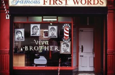 VIVA BROTHER - Famous First Words. Inutile