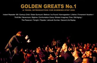 THE SOUNDTRACK OF OUR LIVES - Golden Greats No.1. Honnête