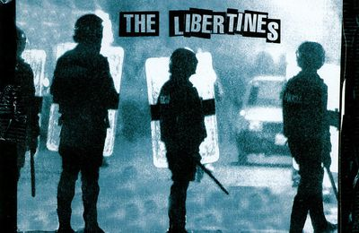 THE LIBERTINES - Time For Heroes. A class of their own…