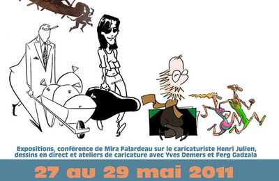 Cartoon d'invitation