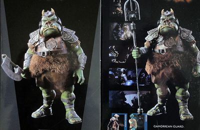 STARWARS : LE GARDE GAMORREAN