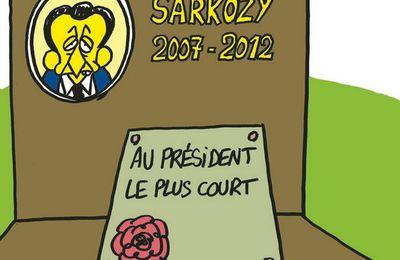 Sarkozy, le Président le plus court (2007-2012)