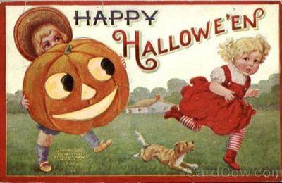 Finis pour Halloween !!!!