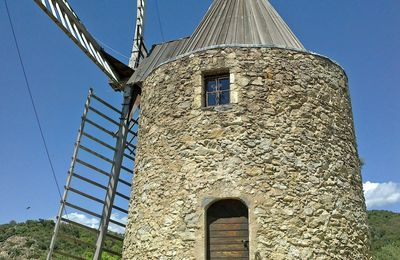 Moulin de Grimaud...