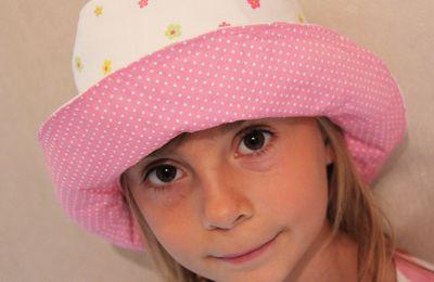 ~~ Couture ~~ Le petit chapeau de Jade