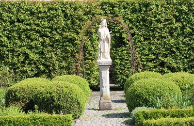 Photos: Fleurs & Abbaye d'Autrey - Vosges