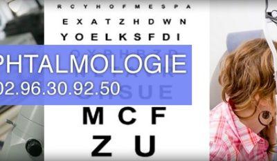 Cabinet Ophtalmologistes à Jugon-les -lacs (22)