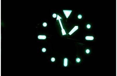 Absence fluorescente