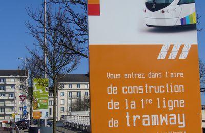 Le tramway circule mardi 21 décembre à Angers