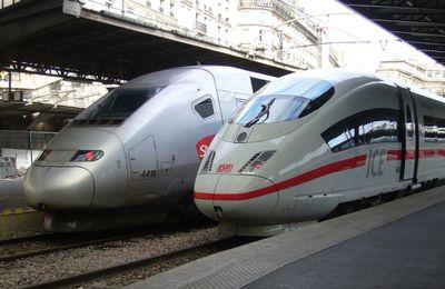 Les Consommateurs s'intéressent à la concurrence dans le monde des trains de voyageurs