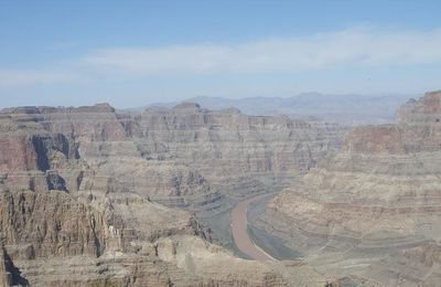 L'immensité du Grand Canyon