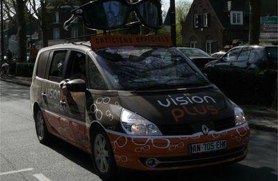 La caravane publicitaire de Paris-Roubaix 2011 2ème partie