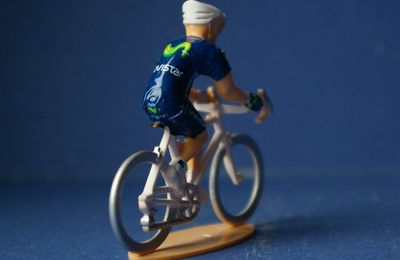 Giro 2013 Etape 17: Visconti: 2 Movistar: 3.