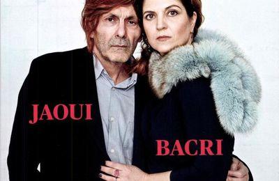 Agnès Jaoui & Jean-Pierre Bacri - Itw Télérama Mars 2013