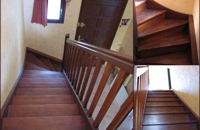 Idée de déco pour refaire The Escalier!