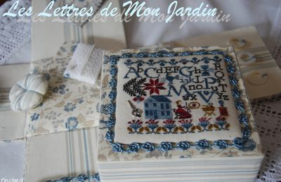Les Lettres de Mon Jardin. Version Caja Victoriana