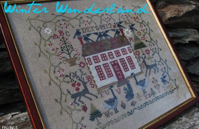 Winter Wonderland de Blackbird Designs