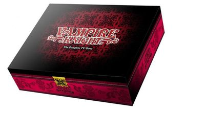 Vampire Knight – the complete tv series- Intégrale collector (Kaze)