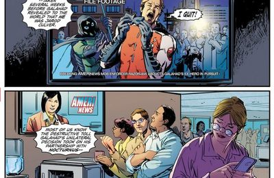 Insufferable : comics en ligne