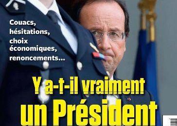L'Express - Y a-t-il vraiment un Président en France?