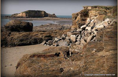 La pointe du Bill - Golfe du Morbihan