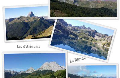 cartes postales des Pyrénées