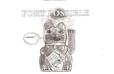 """Fort possible"" de Badame l'Ambasadrise"
