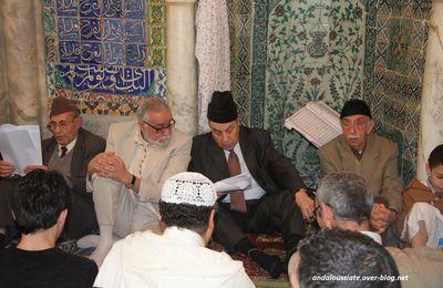 Un mawlid à la tradition de Sidi Abderrahmane