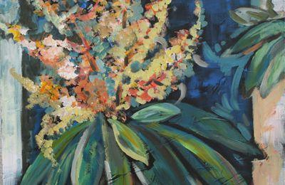 Fleurs de manguier..........v