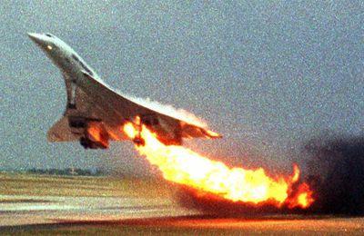 Le crash du Concorde Vol AF4590 - reportage: La minute de vérité