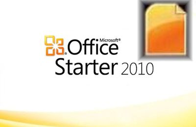Solution: Microsoft Office 2010 Starter bug suite à la mise à jour KB2589275