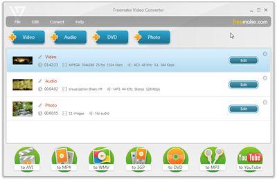 Freemake video converter: logiciel gratuit pour convertir les videos
