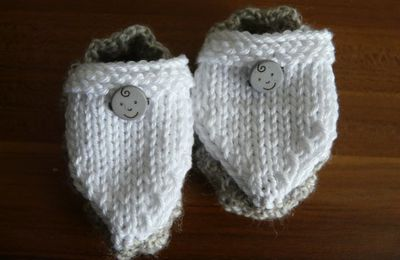 Petits chaussons...