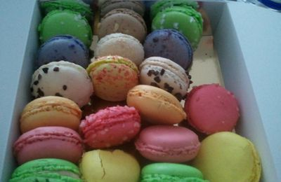 macarons je vous aime