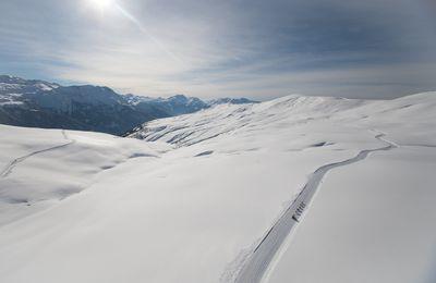 La Grande Odyssée Savoie Mont Blanc 2014...sur BFM TV