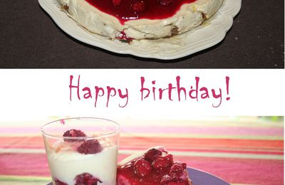 Raspberry birthday
