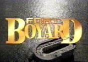 Fort Boyard - Adeline Blondiau sur les rouleaux