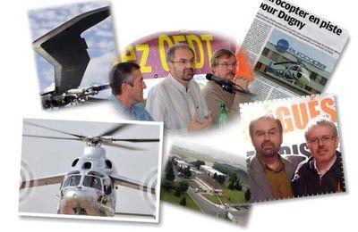 CFDT Eurocopter : Elections de La Courneuve le 17 novembre.