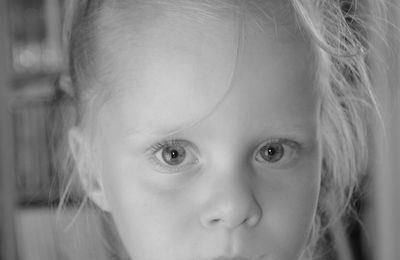 Aurélie, 4 ans 3/4