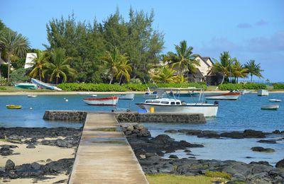 Ile Maurice 2014 : l'île plate avec Martial et la mouette ...