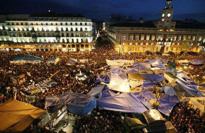 Espagne: l'avenir des indignés