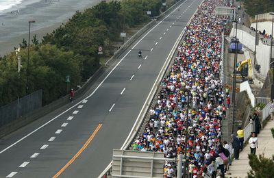 Shonan International Marathon 2011
