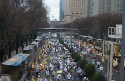 Tokyo Marathon 2010 c'est fini.